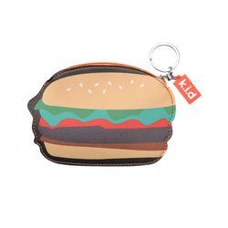 시선강탈 동전지갑 2탄 (햄버거)