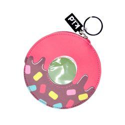 시선강탈 동전지갑 (도넛핑크)