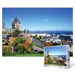 1000피스 직소퍼즐  캐나다 샤토프롱트낙 호텔의풍경