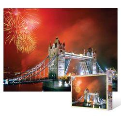 500피스 직소퍼즐  런던 타워 브릿지의 야경2