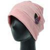[더그레이S]DSS14.꽃장식 와플 여성 비니 엄마 모자