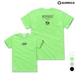 [앨빈클로] AST-3263m AVCO 반팔 티셔츠