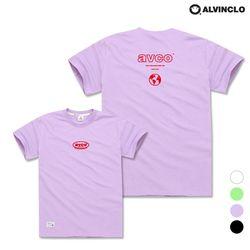 [앨빈클로] AST-3263lp AVCO 반팔 티셔츠
