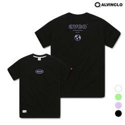 [앨빈클로] AST-3263 AVCO 반팔 티셔츠