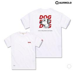 [앨빈클로] AST-3262d ANIMAL 반팔 티셔츠