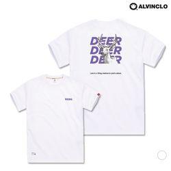 [앨빈클로] AST-3262 ANIMAL 반팔 티셔츠