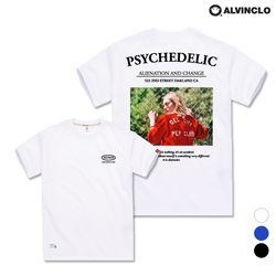 [앨빈클로] AST-3265w KELLEN 반팔 티셔츠