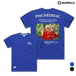[앨빈클로] AST-3265 KELLEN 반팔 티셔츠