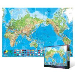 1000피스 직소퍼즐  한글 세계 지도