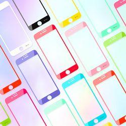 iFace 컬러 글라스 아이폰8/7/6s/6 액정보호필름