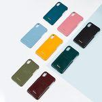 Fennec Leather iPhoneX Card Case