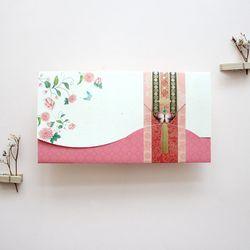 퐁퐁국화 핑크봉투 (020-ME-0042)