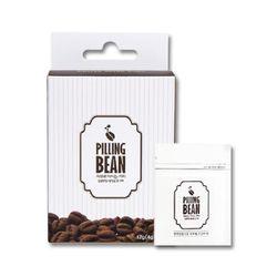 필링빈 프리미엄 커피 페이셜 스크럽 클렌저 3팩