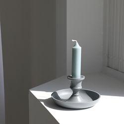 [모노뜨] 알루미늄 촛대 6cm (블루)