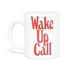 hot stuff ceramic mug - wake up call
