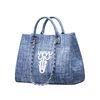 TWEED FAN.C BAG (S) Blue
