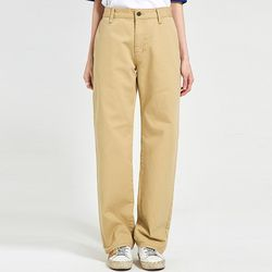 mono straight cotton pants (s m l)
