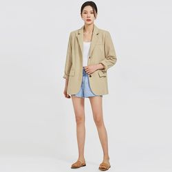 cracker linen jacket