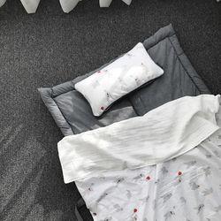 클래식 인 베어 낮잠이불 -낮잠패드단품