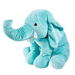 이젠돌스 점보엘리 대형 코끼리인형 민트