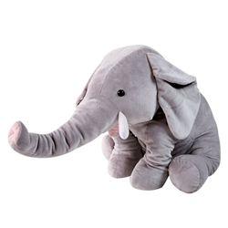 이젠돌스 점보엘리 대형 코끼리인형 그레이