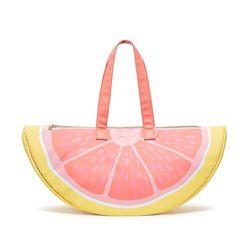 SUPER CHILL COOLER BAG-grapefruit(쿨러백)