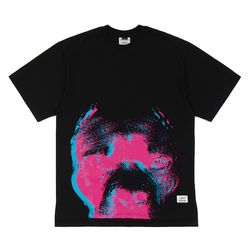 BULLY OVERSIZED T-SHIRTS BLACK
