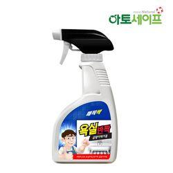 매직싹 욕실반짝 욕실용세정제곰팡이청소용500ml 1개