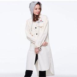 (클앤립)후디 셔츠 코트