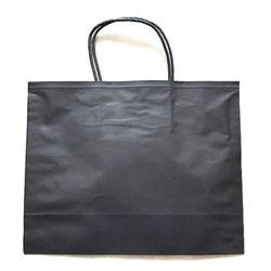 대용량 평판종이쇼핑백 블랙(29x22.5) 500장