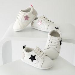 [수아봉봉] 더블스타 보행기 신발 QSS018