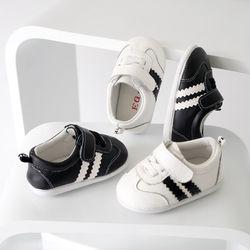 [수아봉봉] 두줄 보행기 신발 QSS017