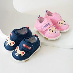 [수아봉봉] 곰 삑삑이 신발 QSS014
