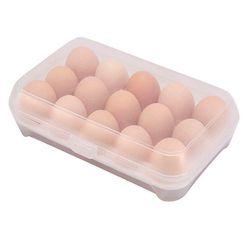 PH 계란(달걀) 보관 15구 케이스(화이트)