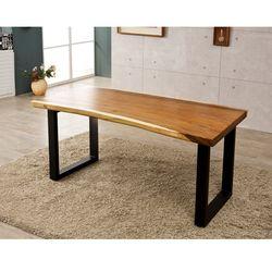 꼬우꼬 우드슬랩 테이블 1500