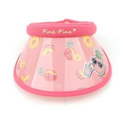 핑크 파인 트로피컬 핀캡