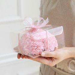 NEW 마음담은 카네이션 비누꽃케익 [3color]