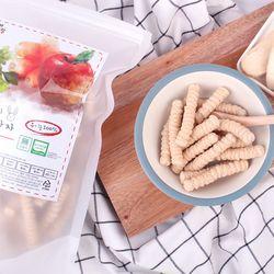 질마재농장 현미사과당근스틱 70g