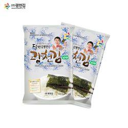 (주)광천김 본사 달인 김병만의 파래 전장(소)