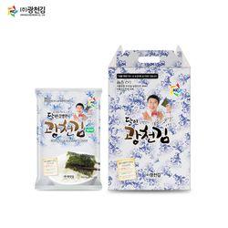 (주)광천김 본사 달인 김병만의 9호 선물세트
