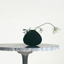 [모노뜨] 철재 데코용화병 8cm (블랙)