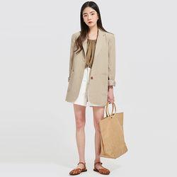 FRESH A linen jacket