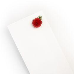 미니카네이션 리본꽃봉투 La Vien En Rose 감사봉투