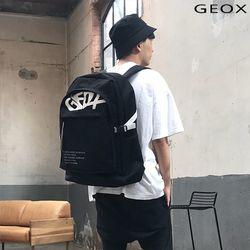[GEOX] 뉴 자이언트 백팩 블랙
