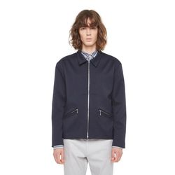Zenia trucker jacket (Navy)
