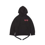 [DUCKDIVE]O.S STRAP HOODIE