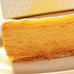 겹겹이 구뭐낸 플레인 바움쿠헨 조각케익 150g