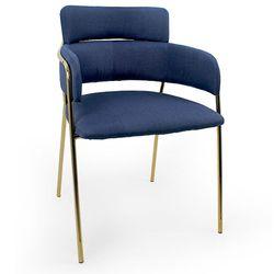 Gold 골드 라인 철재 의자