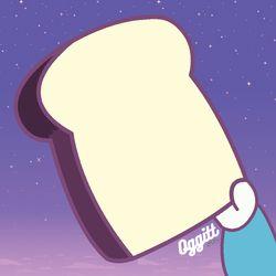 오끼뜨 우주 암기빵 메모지
