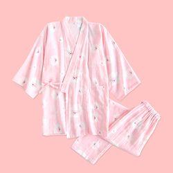 몽글양 유카타 투피스 잠옷